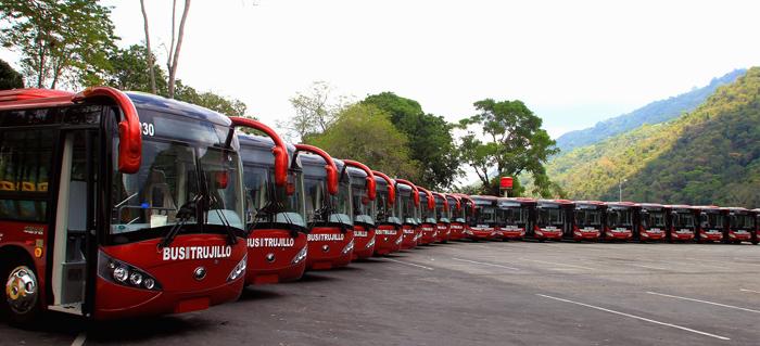 与委内瑞拉签订1500台客车采购合同