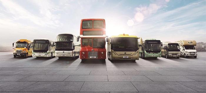 宇通全年累计销售60868辆,市场占有率提升2%。