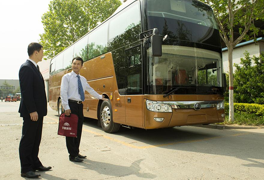 """2019年宇通""""服务相伴•护航未来""""校车巡回活动"""