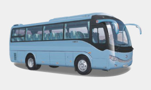 ZK6876H (国五柴油旅游版)