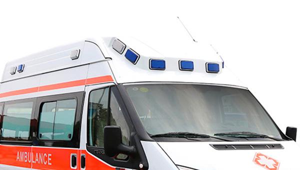 新世代全顺精英版监护救护车