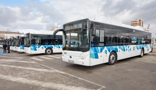 宇通E12开启保加利亚绿色交通新时代