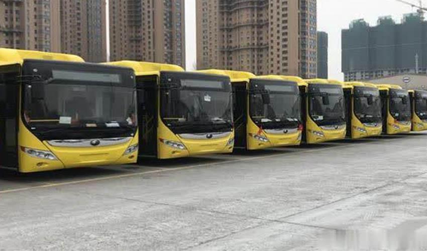 """宇通:又添大单 200辆新能源客车将在""""冰城""""投入运营"""