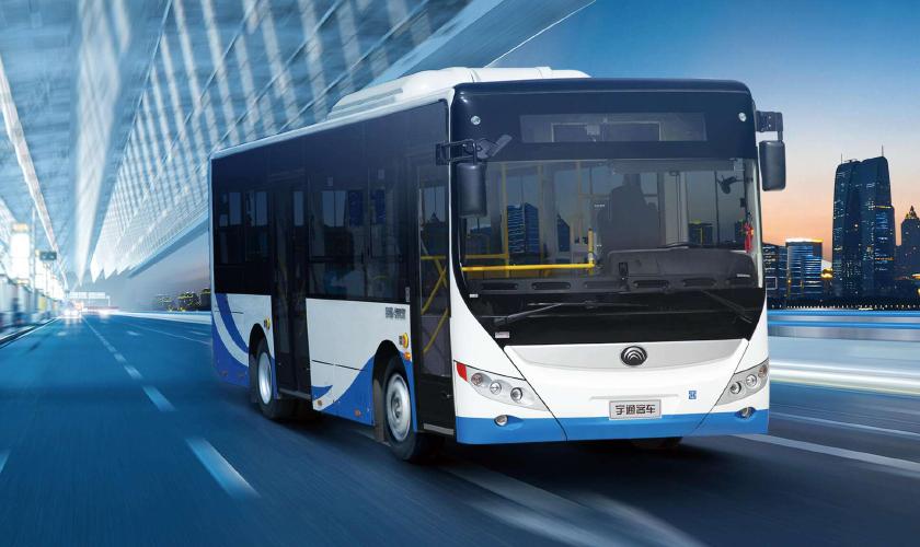 全国新能源公交车突破34万辆 全球第一
