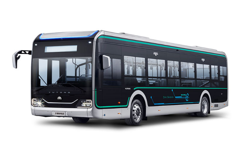 科技赋能 创新引领 2019中国公交装备与技术展宇通看点