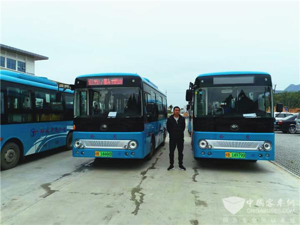 """如何实现智能精细化管理?柳城中天公交""""智慧机务""""经验谈"""
