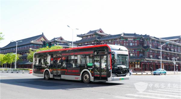 """""""宇通杯""""再战天津、重庆 """"宇威""""智能网联公交车实力获赞"""