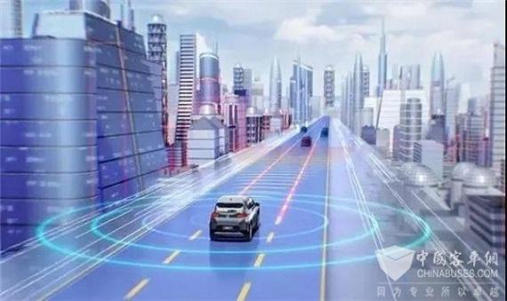 总投资2.96亿!郑州市首条L3级智能网联快速公交获批