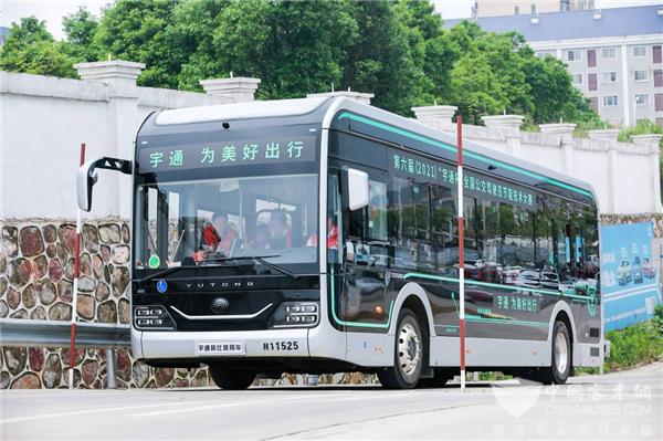 """""""宇通杯""""全国赛程如火如荼 岳阳公交精英奉上巅峰比拼"""