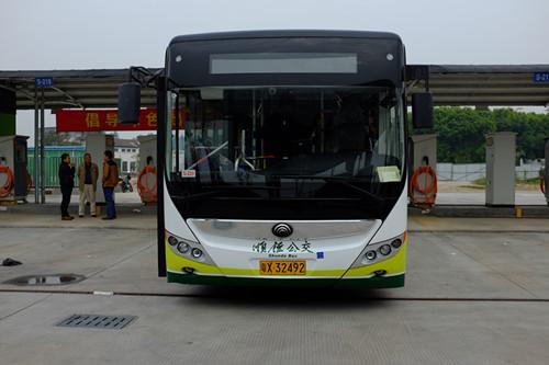 30辆E8在广东省佛山市顺德区市场化运营,经济效益可观