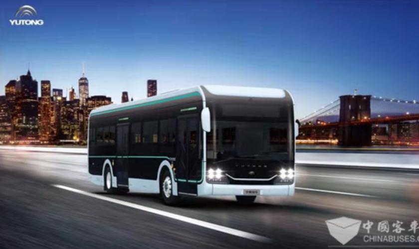 """上海国际客车展,宇通客车将携新品在上海滩展示""""未来科技"""" !"""