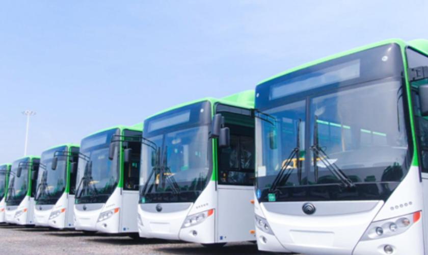 宇通出口哈萨克斯坦760台客车,海外市场迎来新的突破