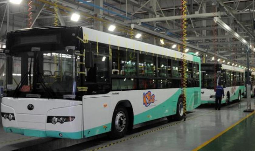 郑州宇通客车-客车的领跑者,技术与服务一流