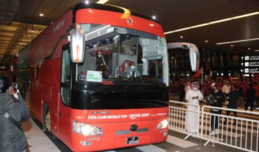 """再次牵手卡塔尔国家运输公司 宇通客车""""驶入""""卡塔尔世俱杯"""