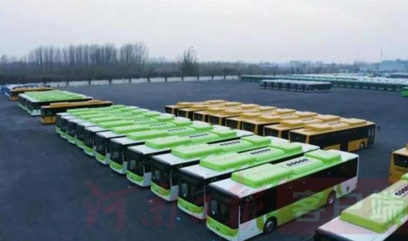 2021首开新局,宇通赢得丹麦最大批量纯电动客车订单