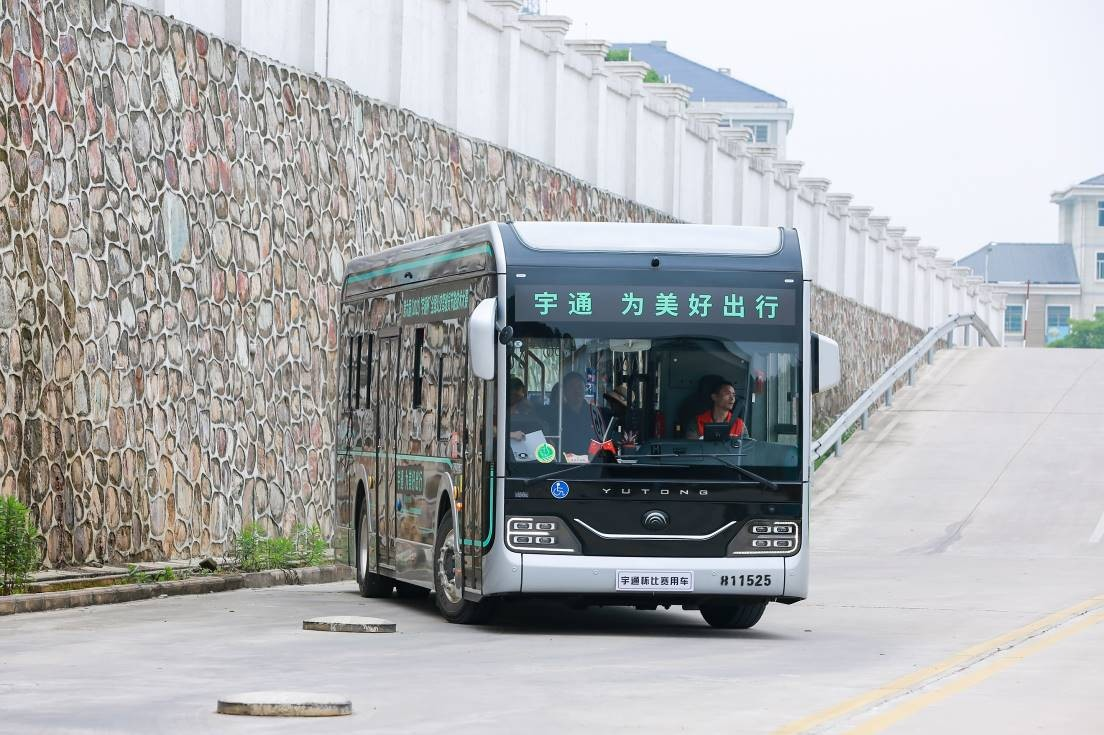 宇通杯全国赛程如火如荼 岳阳公交精英奉上巅峰比拼