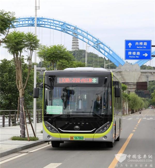 如何打造民营公交新典范?看四川内江公交的破局的新思路