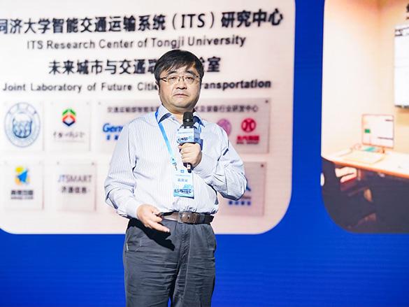 同济大学杨晓光教授:智能交通是破解交通难题的主要着力点
