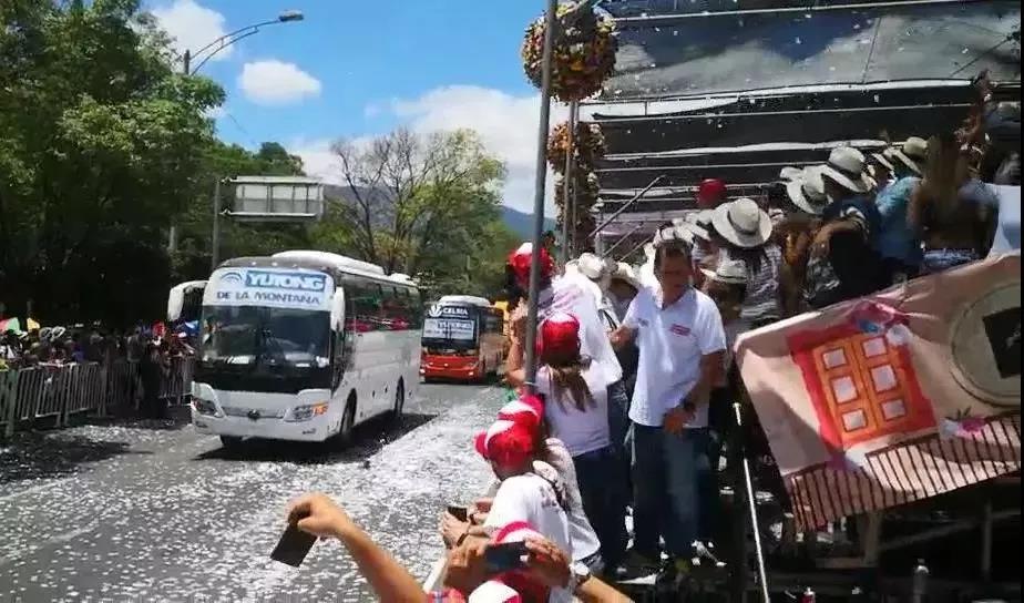 人民日报报道、新华社点赞,宇通客车助力墨西哥美好出行