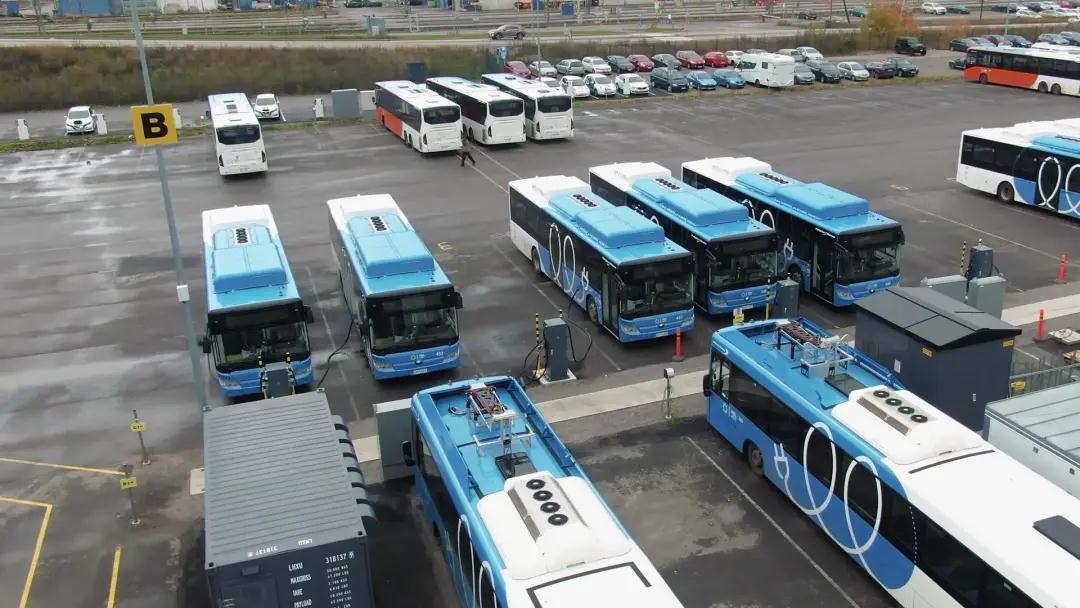 102辆宇通客车发往挪威,创欧洲纯电单笔大批量订单记录!