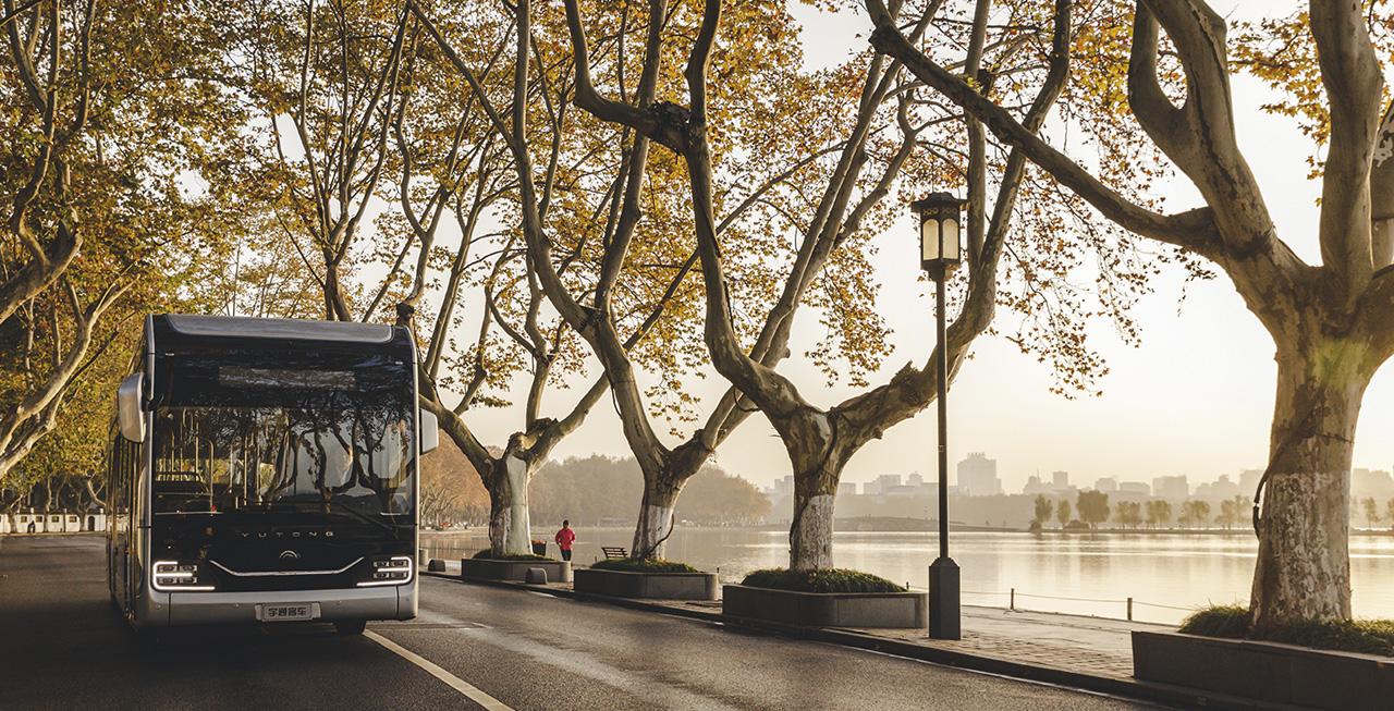 智慧公交公众体验日——杭州