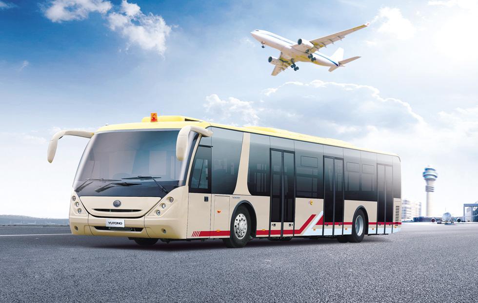 ZK6140BD 国家民航总局认证机场专用