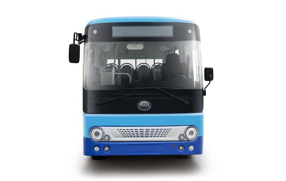 E6(公交皇冠体育:) 新E6创新改变城市