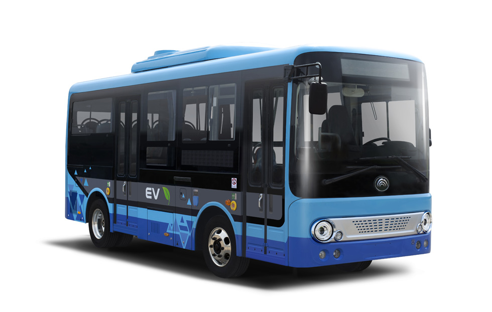 E6(公交新能源) 新E6创新改变城市