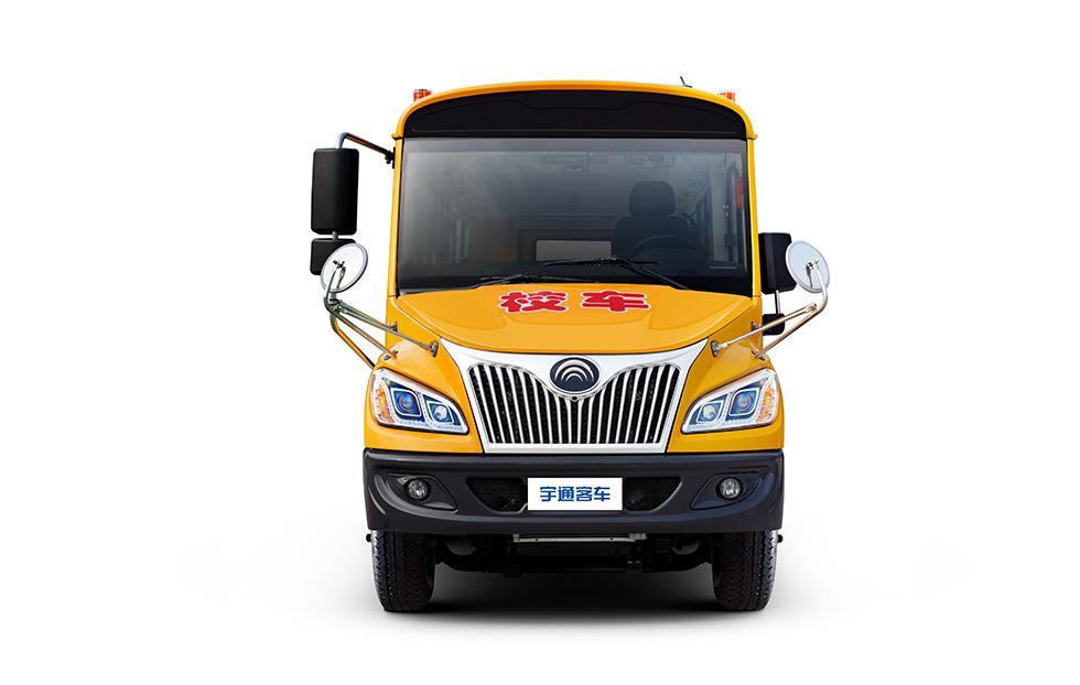 ZK6575DX(3代国五柴油) 从城市到乡镇 多层防护时刻同行(三代校车)