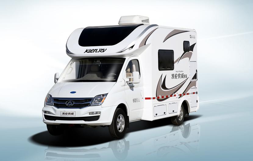 ZK5041XLJ3(大通旅居版) 凯伦宾威ZK5041XLJ3大通旅居版房车,让旅居走进大众生活!