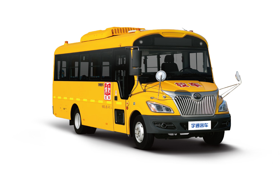ZK6745DX(3代国五柴油) 守护未来 从新开始(三代校车)