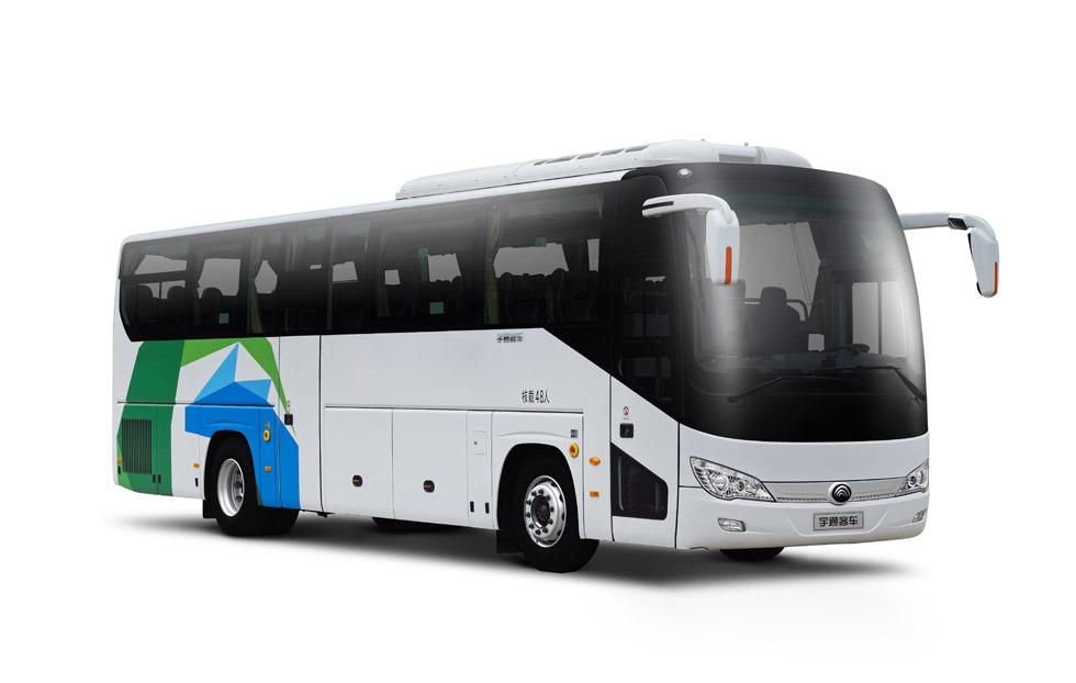 ZK6119H5(国五柴油团体版) 十米品牌 重装登临