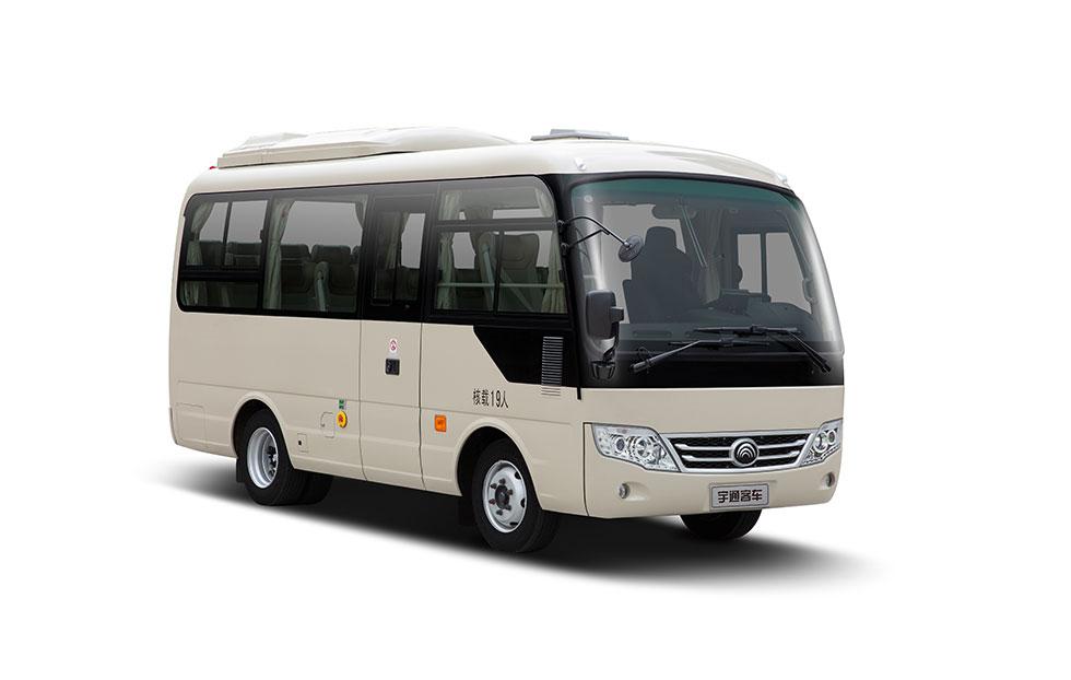 ZK6609D 前置公路客车 安全高效运营