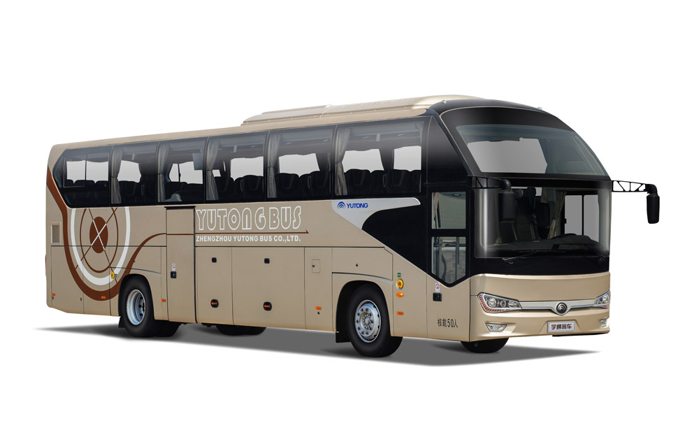 ZK6128HQ(国五柴油) 新一代高档公路客车