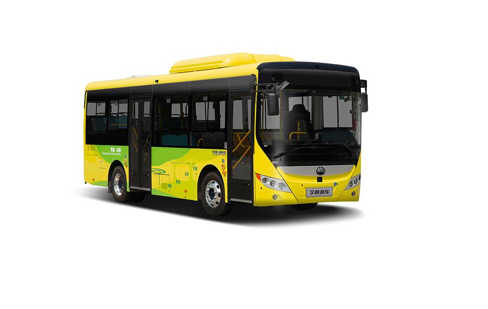 E8(公交新能源) E路美好 绿色出行