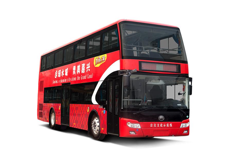 ZK6116HGS 城市运输专家