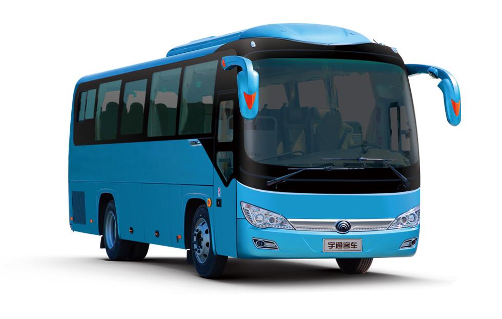 ZK6906H (客运版) 中型客车的典范之作