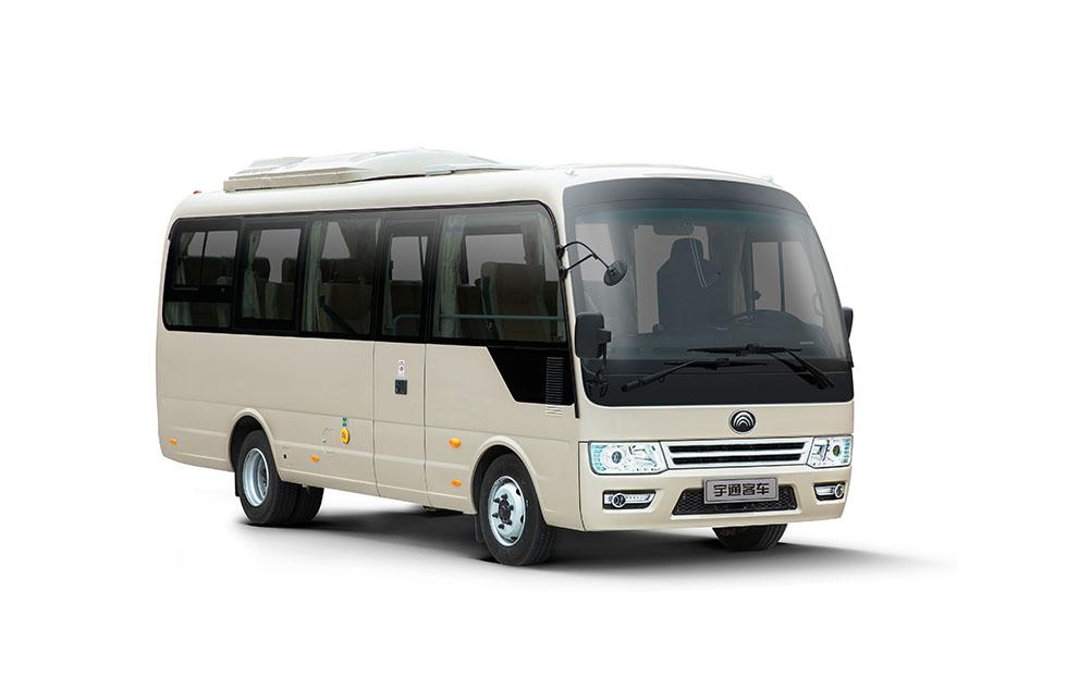ZK6729D(长轴距国五柴油) 针对中短途团体客车市场