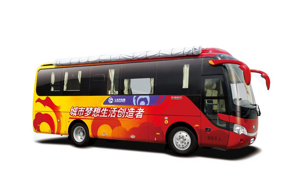 ZK5110XZS(楼盘车)