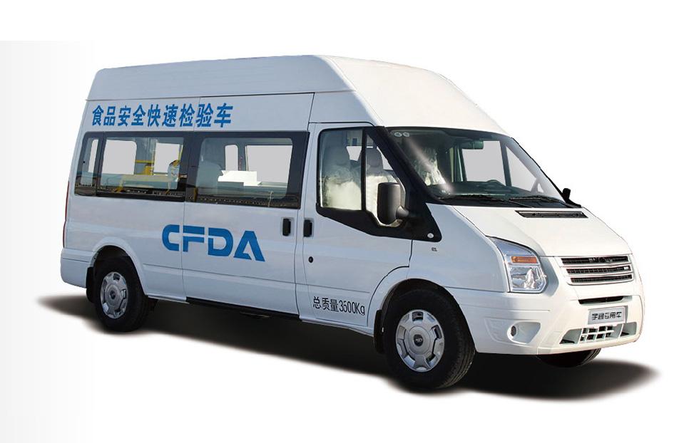 ZK5040XJC5(食品检测车) ZK5040XJC5(食品检测车)