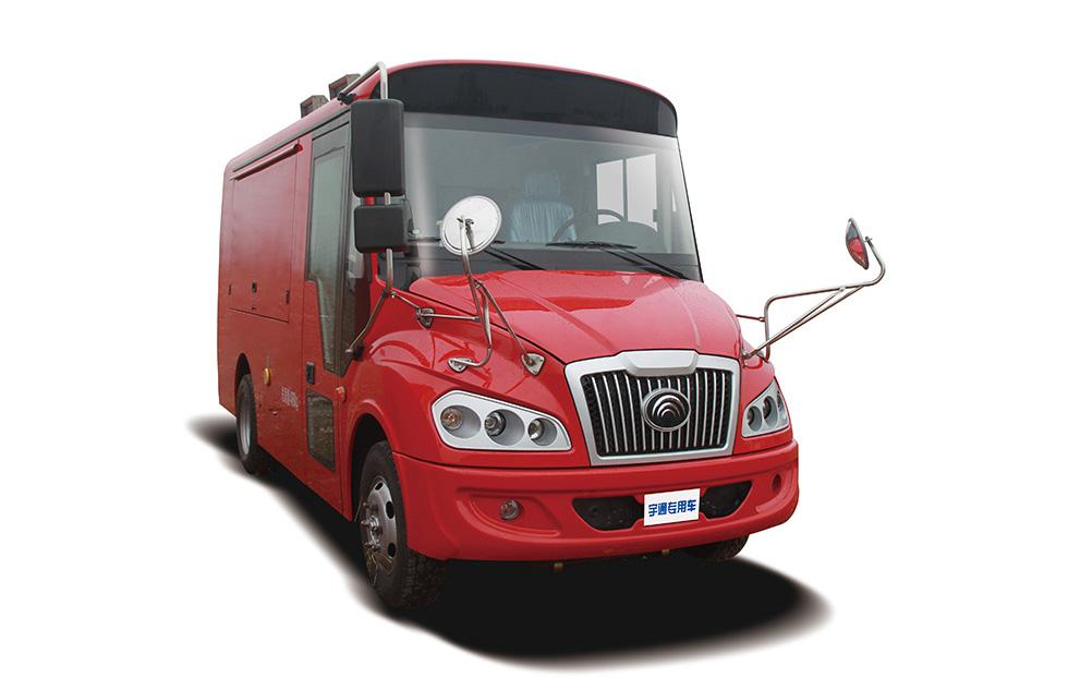 ZK5041XZS1(5.7米展示车) ZK5041XZS1(5.7米展示车)