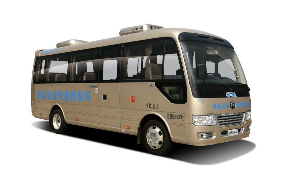 ZK5061XJC1(食品检测车) ZK5061XJC1(食品检测车)