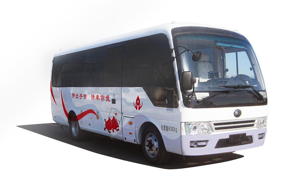 ZK5082XYL5(采血车) ZK5082XYL5(采血车)