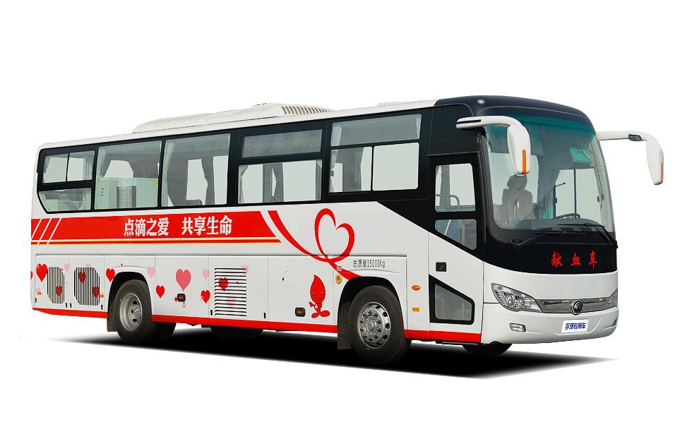 ZK5156XYL5(采血车) 10.7米采血车