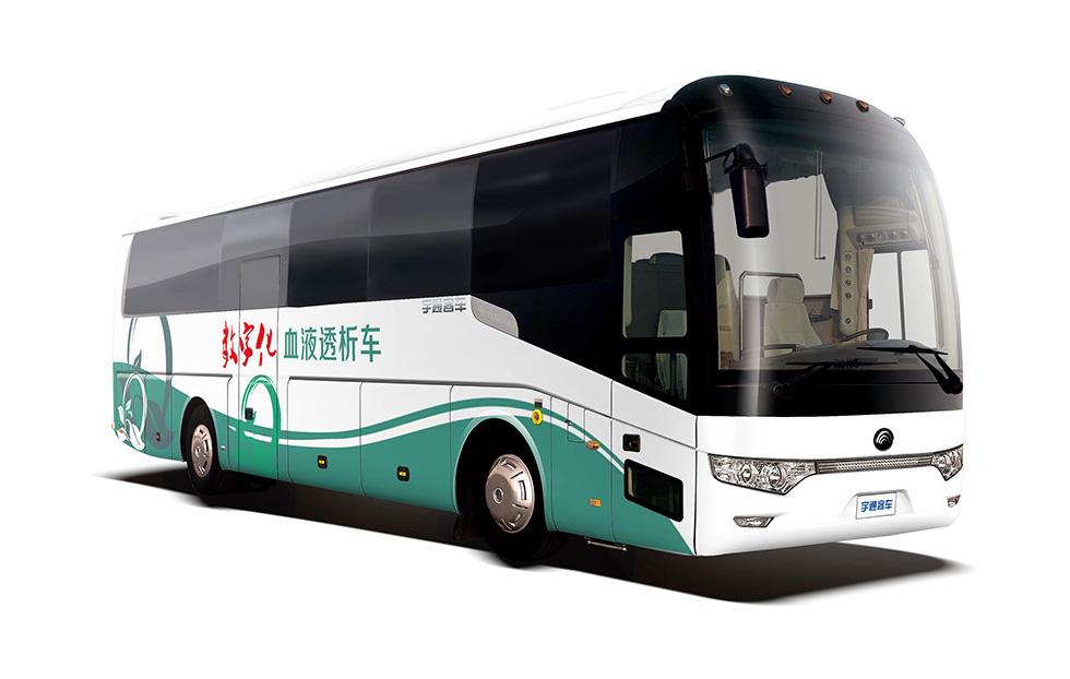 ZK5180XYL5(血迹透析车) 12米血迹透析车