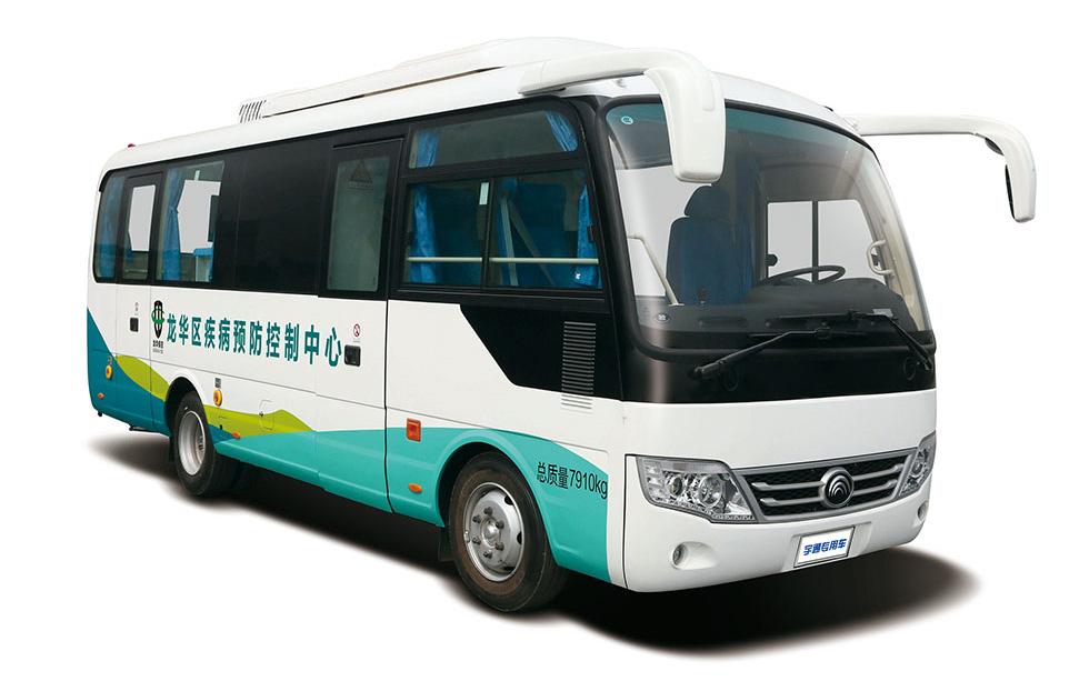 ZK5082XYL5(体检车) 7.2米体检车