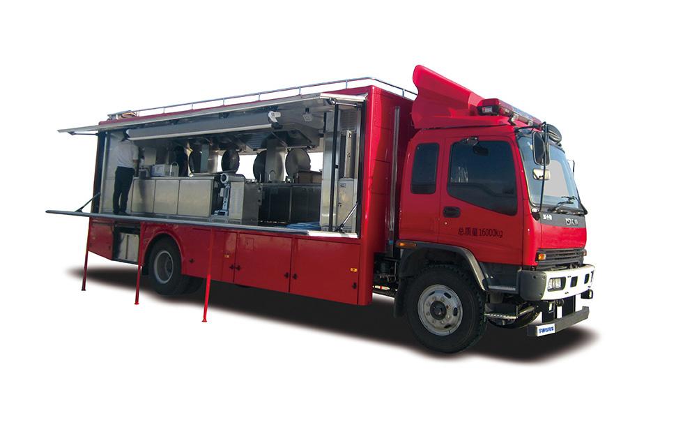 ZK5160XCC1(餐車) ZK5160XCC1(餐車)
