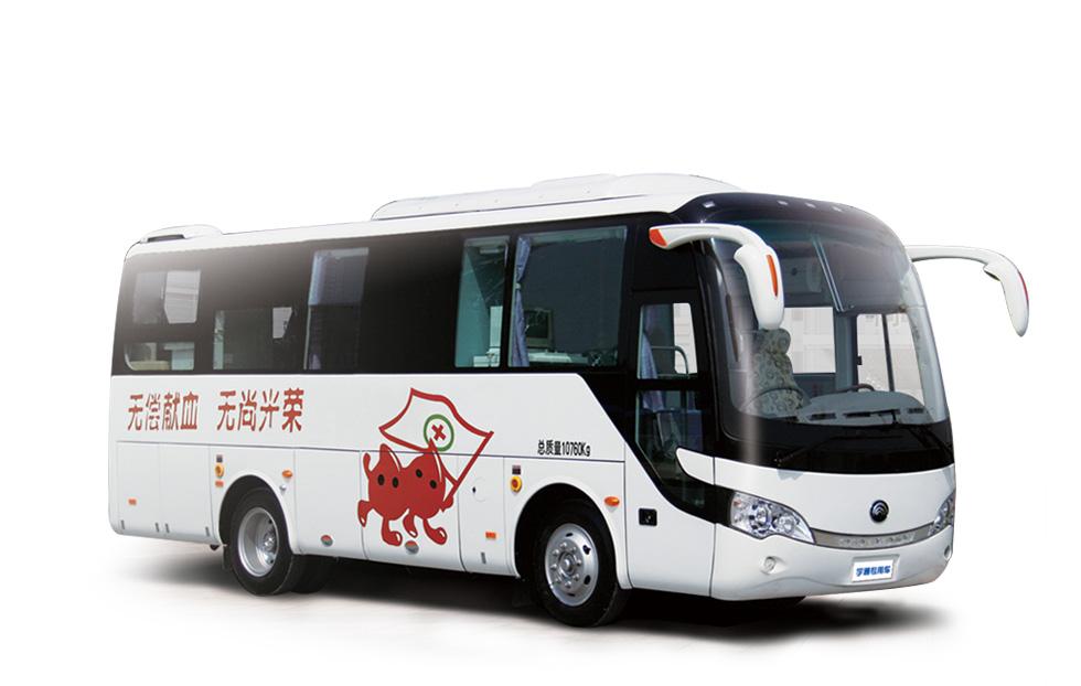 ZK5115XYL5(采血车) 8米采血车