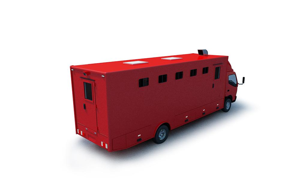 ZK5100XLY1(淋浴车) ZK5100XLY1(淋浴车)