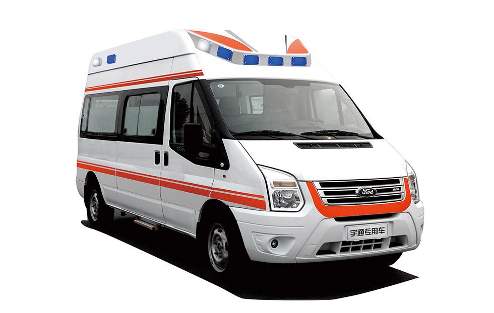 ZK5041XJH5(监护型救护车) 监护型救护车